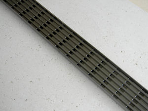 Trak shower Grates